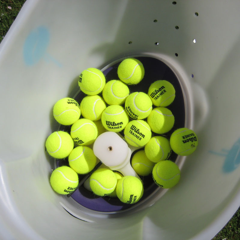 Introducing Spinfire Pro 2 Tennis Ball Machines Think