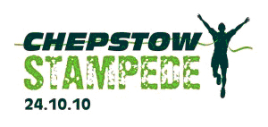 Chepstow Stampede 24-10-10 Logo