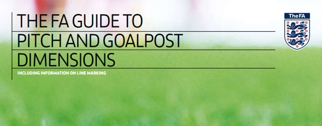 The FA Guide to Pitch and Goalpost Dimensions