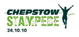Chepstow Stampede 24-10-10 Logo