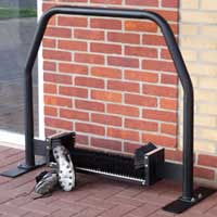 Freestanding Premier Boot Wiper