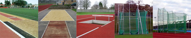 Athletics - Track and Field Products