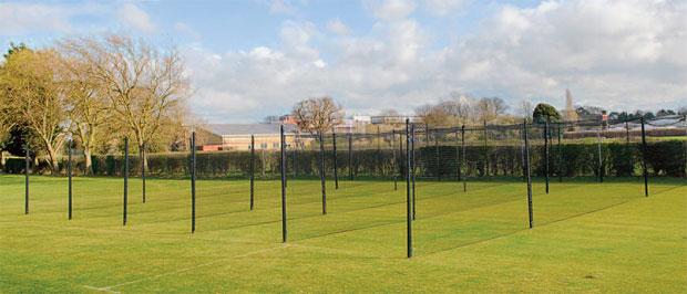 Harrod UK's new 'County Cricket Net System'