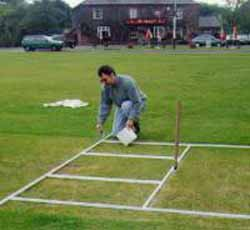 Cricket Cricket Crease Marker