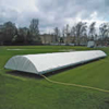 Test Standard Mobile Cricket Wicket Cover