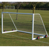 3.66m x 1.83m Mini 3G Weighted Portagoals Pack c/w Nets