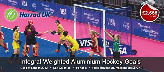 Harrod UK Integral Weighted Hockey Goals